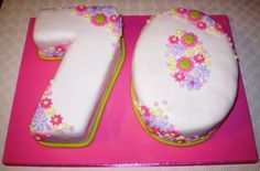 number cake - Google Search