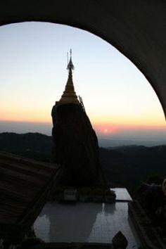 Burmese Stupa Photo © John Aske Buddhist Teachings, Buddhism Zen, Theravada Buddhism, Taoism, Pink Sunset, Dalai Lama, Tai Chi, Statue Of Liberty, Sunrise