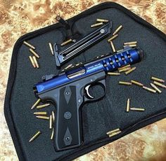 Save those thumbs Weapons Guns, Guns And Ammo, Ruger 22 45 Lite, 22 Pistol, 22 Caliber Pistol, Airsoft, Ruger Mark Iv, Military Guns, Fire Powers