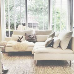 #Soderhamn sofa Ikea Sofa 3 elements small livingroom