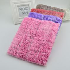 144pcs artificial MINI foam roses flowers for home Wedding Decora diy needlework bride wreath gift box fake Flower Bouquet  Price: 1.99 USD