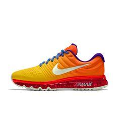 info for a440b 2e0b7 Nike Air Max 2017 iD Mens Running Shoe Laufschuhe Für Männer, Nike Air Max,