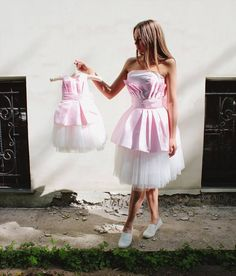 Pink White Mother And Daughter Holiday Dress Matching Dresses Tutu Outfit Tulle Mommy Me Outfits Christmas
