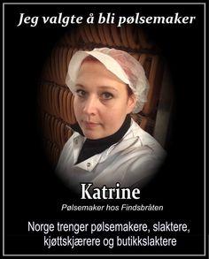 Norge trenger flere pølsemakeren