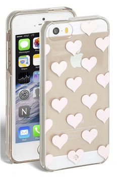 Kate Spade heart iPhone case  http://rstyle.me/n/vwevnpdpe
