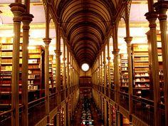 Kongelige Bibliotek, Copenhagen, Denmark