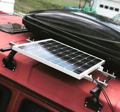 "59 Likes, 5 Comments - @momandadventure on Instagram: ""MOAR POWER!  #solar #vanagon"""