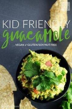 Easy vegan Kid Frien