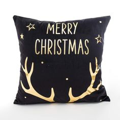 Christmas Cushion Cover Merry Christmas Ornaments Navidad 2019 Christmas Decorations For Home Xmas Deco Noel New Year Gifts 2020 - Sonic the Hedgehog Christmas Cushion Covers, Christmas Cushions, Christmas Cover, Merry Christmas, Vintage Christmas, Christmas Ornaments, Christmas 2019, White Christmas, Christmas Ideas
