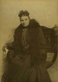 In 1854, the first known police matrons (also called jail matrons) were hired by New York City to search and guard female prisoners, but they were civilians with no law enforcement powers.  Sarah Hill became the second police matron in Davenport, Iowa, hired in 1893. She worked for 27 years to care for female criminals and their children.  National Law Enforcement Museum, Washington, DC.