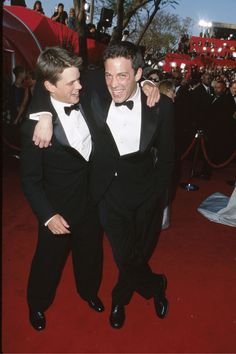 Young Ben Affleck and Matt Damon. Young Ben Affleck, Matt Damon Ben Affleck, Matt Damon Young, Ben Afleck, Luke Benward, Love Film, Cute Eyes, Young Actors, Celebrity Couples
