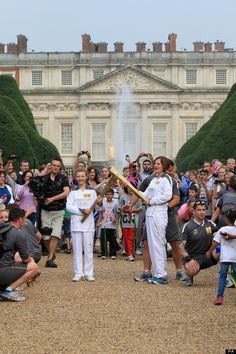 Hampton Court TORCH