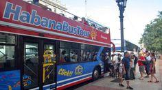 Un recorrido por La Habana en su bus turístico