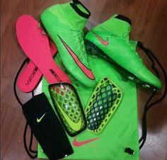 My new baby's lml  #NikeMercurialSuperfly