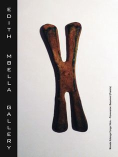 Monedas: Arte del trueque en África primitiva  Organiza y/o se celebra:  -Edith Mbella