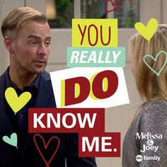 """S4 Ep19 """"Put a Ring on It"""" - Awwwww, married Mel & Joe are so cute! #MelissaandJoey"""