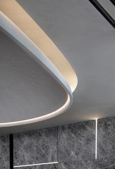 Architecture Building Design, Light Architecture, Facade Design, Architecture Details, Wall Design, Interior Architecture, Gypsum Ceiling Design, False Ceiling Design, Interior Design Images