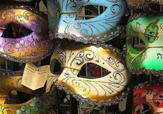 italian ceramic masks