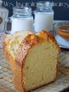 Four quart Breton (the real recipe) - - Thermomix Desserts, No Cook Desserts, Dessert Recipes, Super Dieta, Gateau Cake, Mug Cakes, Pound Cake Recipes, Brownie Cake, Food Cakes