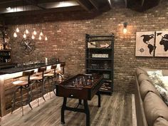 If you are looking for Industrial Basement Decor, You come to the right place. Here are the Industrial Basement Decor. This post about Industrial Basement Deco. Man Cave Basement, Basement Bedrooms, Basement Bathroom, Basement Ceilings, Basement Laundry, Bathroom Laundry, Bathroom Grey, Basement Apartment, Basement Stairs