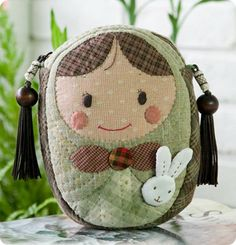 cute!  I had to download B1 free archiver to view download of pattern.  Free pattern and tutorial                                                                                                                                                                                 Mais