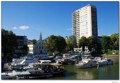 Mulhouse : port de plaisance