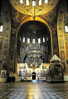 Alexander Nevsky Cathedral - Sofia - Bulgaria