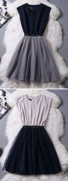Can a girl be both lovely and sexy? Of course. This beautiful and stunning dress can make it! More surprise at OASAP! Something beyond your expectation!