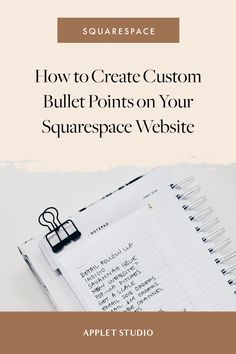 Create custom illustrations and use them instead of default dots on your Squarespace website. A full tutorial with CSS snippets Graphic Design Tools, Web Design Tips, Web Design Inspiration, Tool Design, Small Business Resources, Quotation Marks, Layout, Online Tutorials, Learn To Code