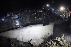 Pakistan International Airlines ATR 42-500 plane crash Islamabad, Pakistan 7th December, 2016