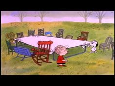 YouTube A Charlie brown Thanksgiving, can this count as social studies? : )