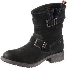 #Pepe #Jeans #Bootie #Damen #schwarz
