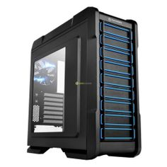 Thermaltake Chaser A31 Case Middle Tower BLACK Edition CABINET MODDING VENTOLA