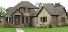 BRICK AND STONE HOME EXTERIOR - Bing images