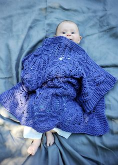 Immie Baby Blanket by Carrie Bostick Hoge