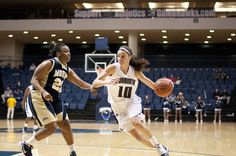 Monmouth's Chevannah Paalvast is the NCAA Division I Athlete of the Week