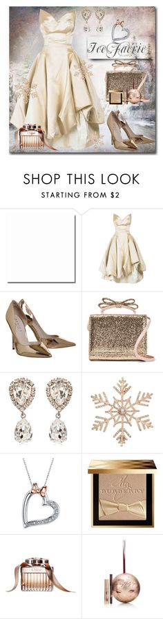 """""""Ice Faerie"""" by ocean326 ❤ liked on Polyvore featuring Vivienne Westwood Gold Label, RED Valentino, Dolce&Gabbana, John Lewis, Disney and Burberry"""