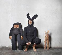 Blamo Toys, the independent art toy company - Spencer Hansen. Etsy Shop