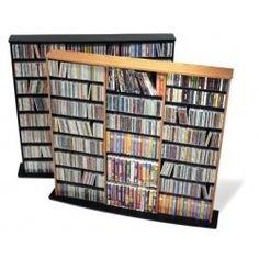 Multimedia Rack - 960 CD's