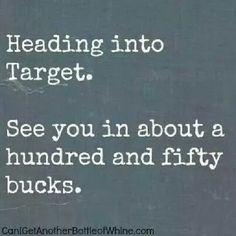 Lmao!! Target!
