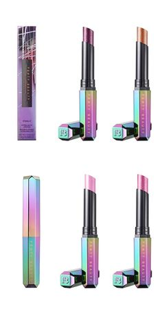 Fenty Beauty The Galaxy Collection arrives on October 13th at Sephora stores and online at sephora.com as well as at fentybeaty.com with a glimmering selec