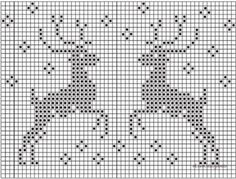 how to knitting for beginners easy Tiny Cross Stitch, Xmas Cross Stitch, Cross Stitch Animals, Cross Stitch Charts, Cross Stitching, Cross Stitch Embroidery, Cross Stitch Patterns, Baby Boy Knitting Patterns, Knitting Charts
