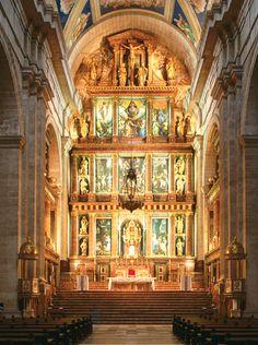 El Escorial - Basílica