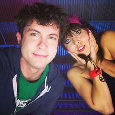 Toby Turner and Olga Kay - Dating Gossip News Photos