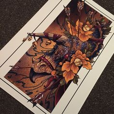 Printed on 310gsm photographic etching rag. 329x483mm Prints are sent via standard post which can take a few weeks depending on the location.