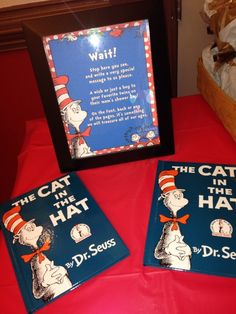 Thing 1 Thing 2 Baby Shower Party Ideas   Photo 1 of 22   Catch My Party