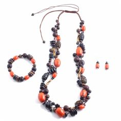 Africa - Store of Hope Beaded Necklace, Africa, Princess, Beads, Store, Jewelry, Fashion, O Beads, Jewellery Making