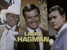 Larry Hagman played JR Ewing - 356 ep. - 1978-1991