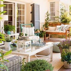 Alarga vida a tu terraza: no es momento de despedidas