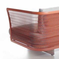Kettal Mesh design by Patricia Urquiola